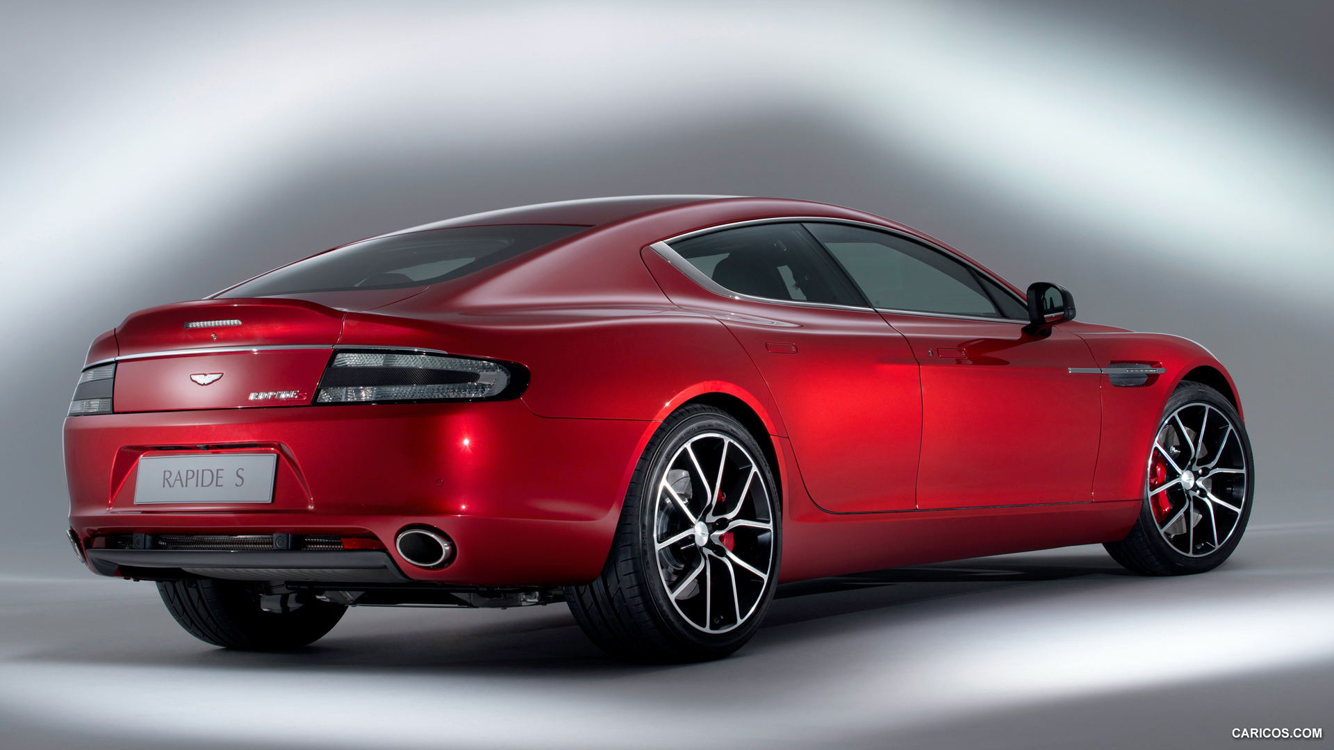 Aston Martin Rapide S photo 109982