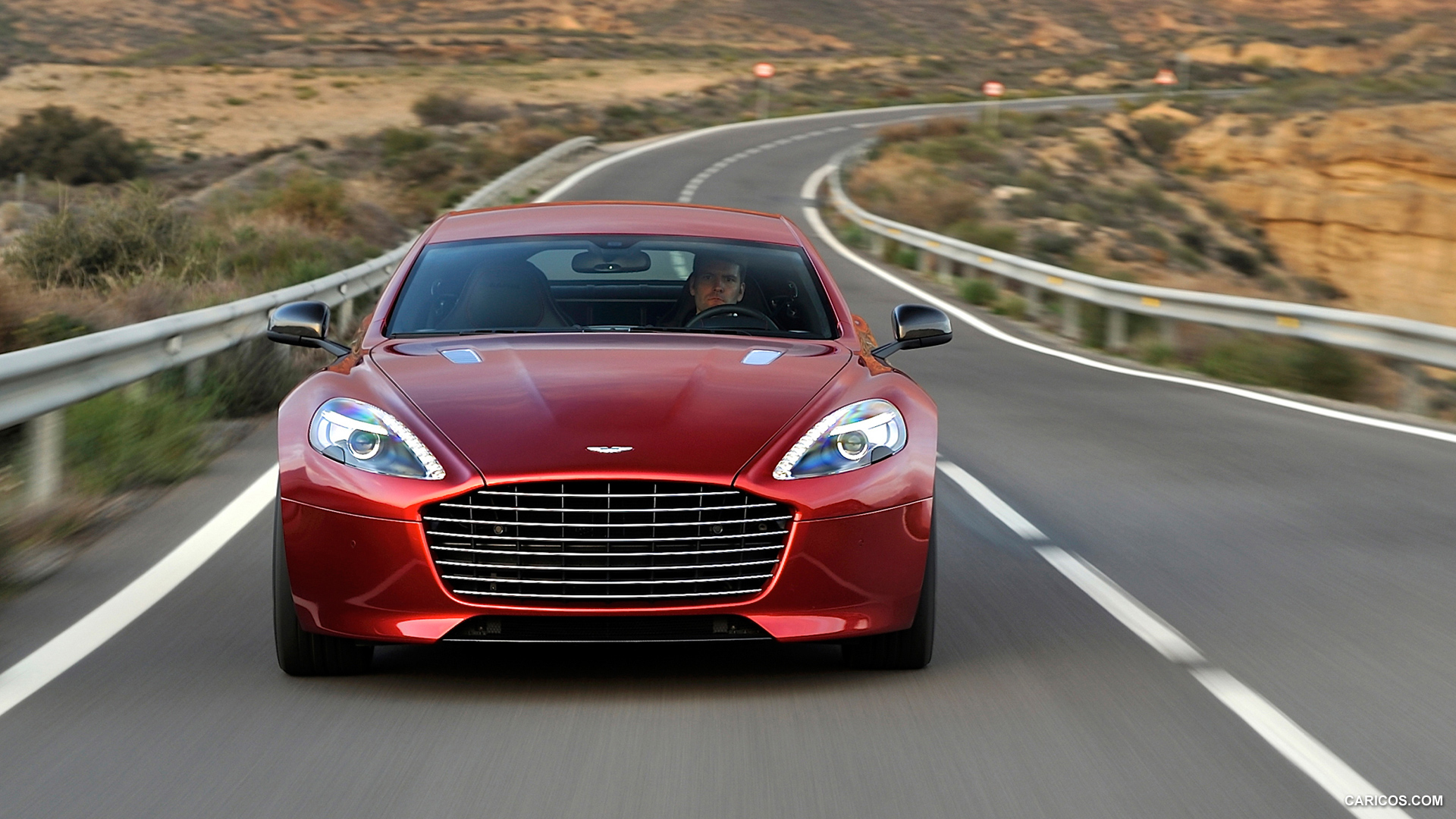 Aston Martin Rapide S photo 109987