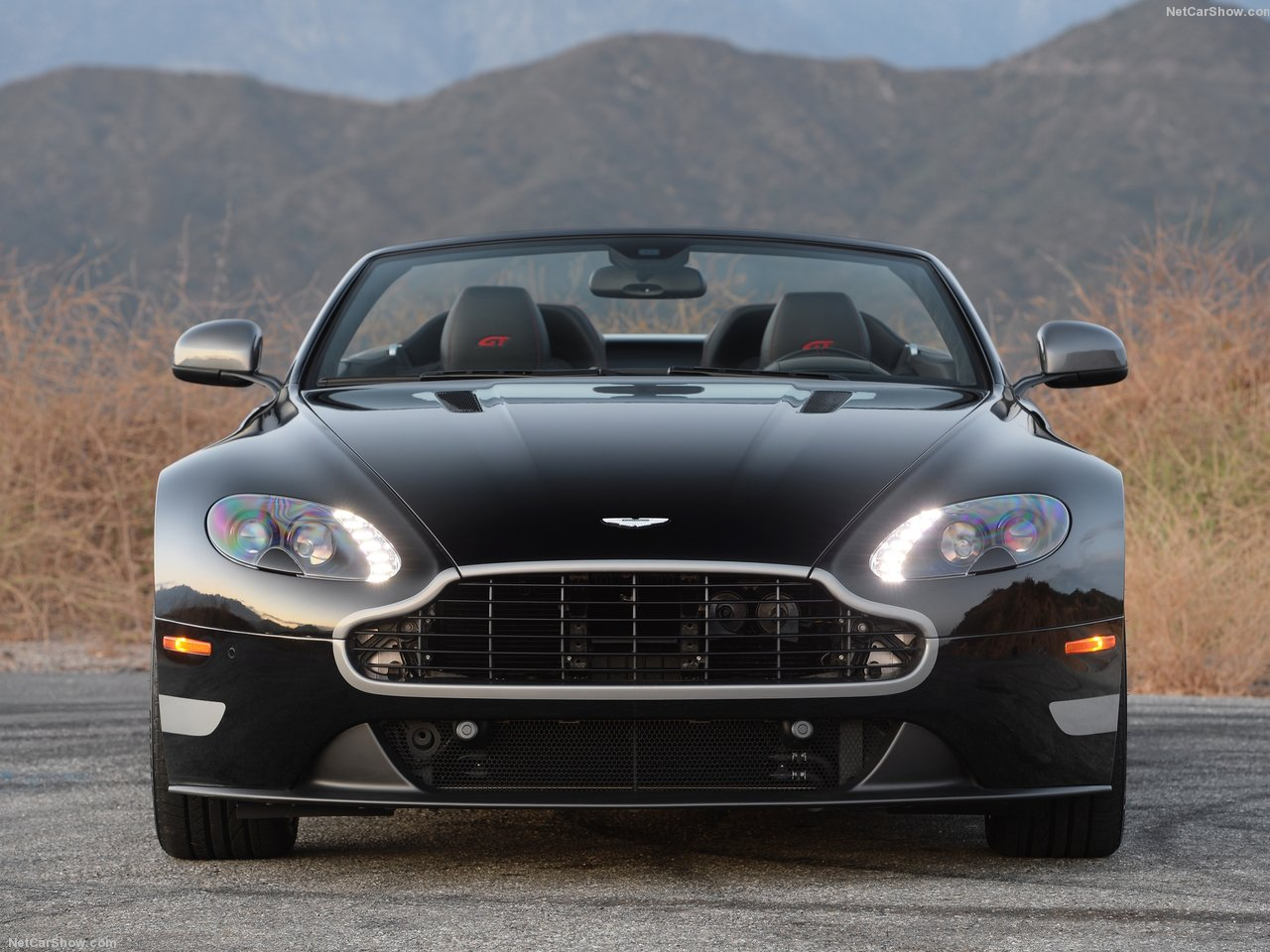 Aston Martin V8 Vantage GT Roadster photo 138291
