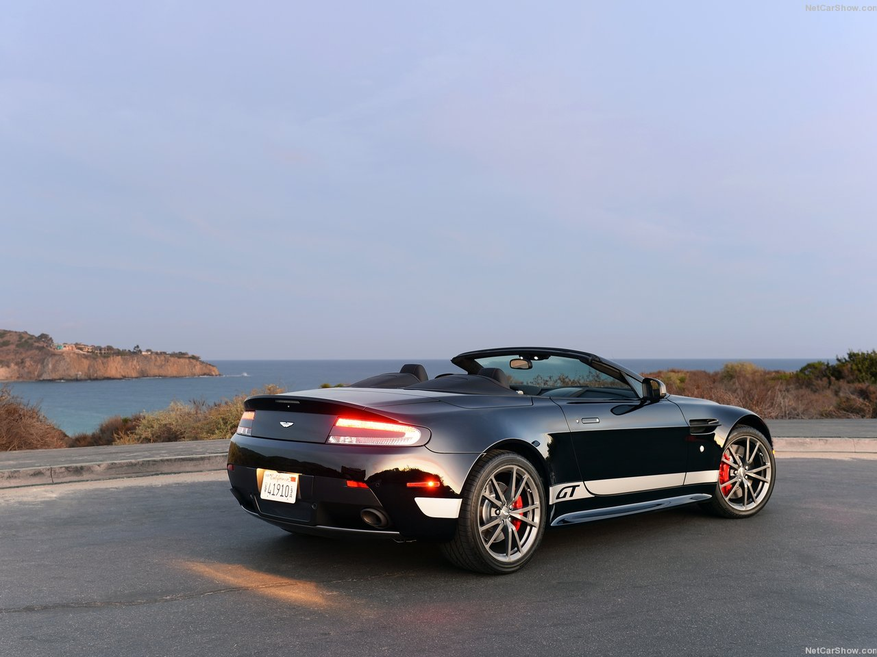 Aston Martin V8 Vantage GT Roadster photo 138292
