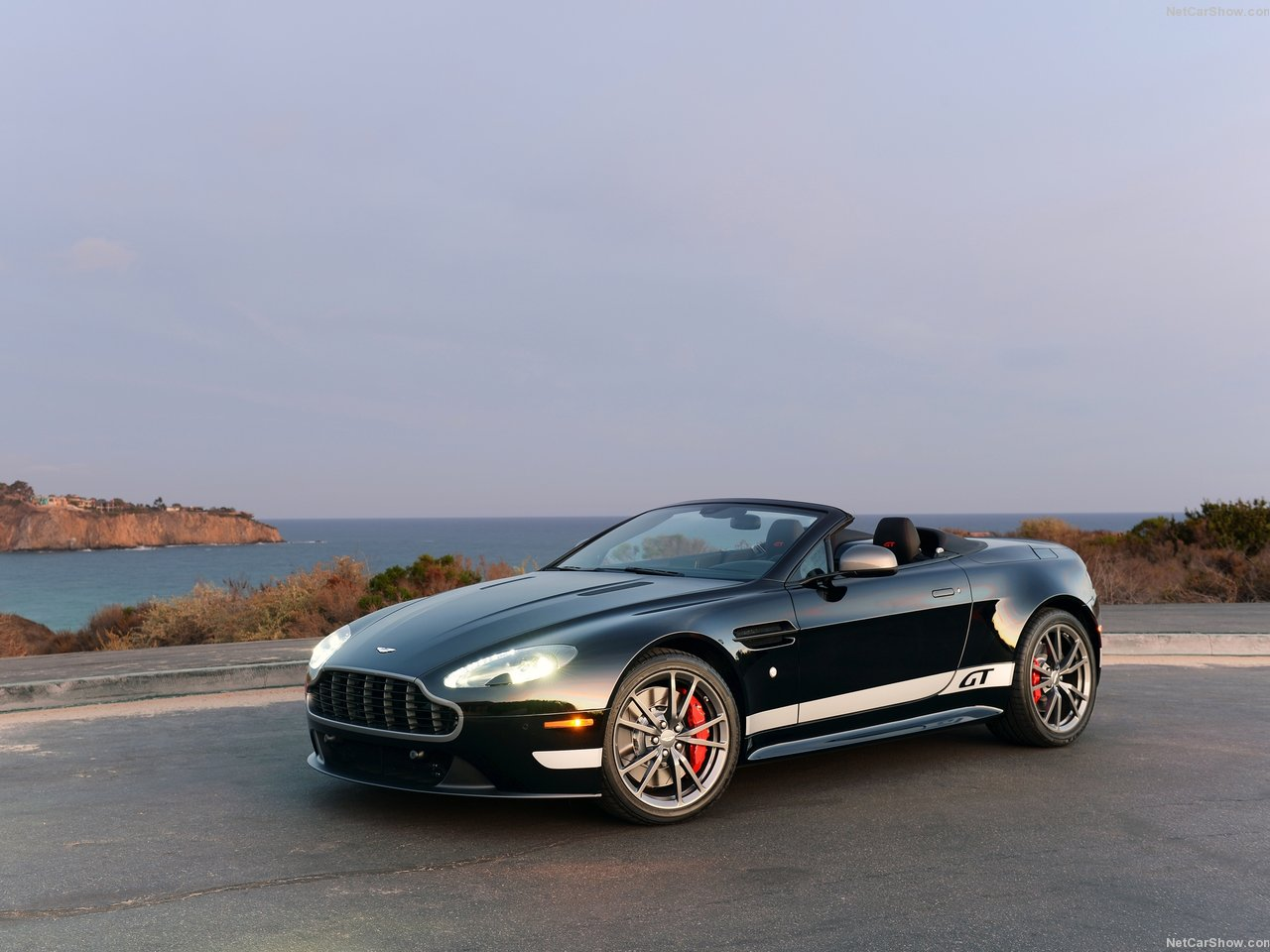 Aston Martin V8 Vantage GT Roadster photo 138297