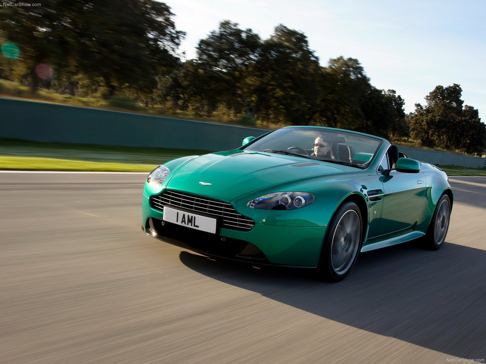 Aston Martin V8 Vantage S Roadster photo 79058