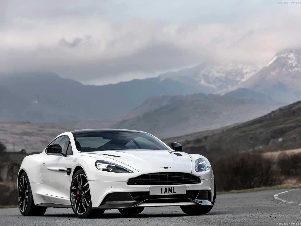 Aston Martin Vanquish Carbon White photo 138795