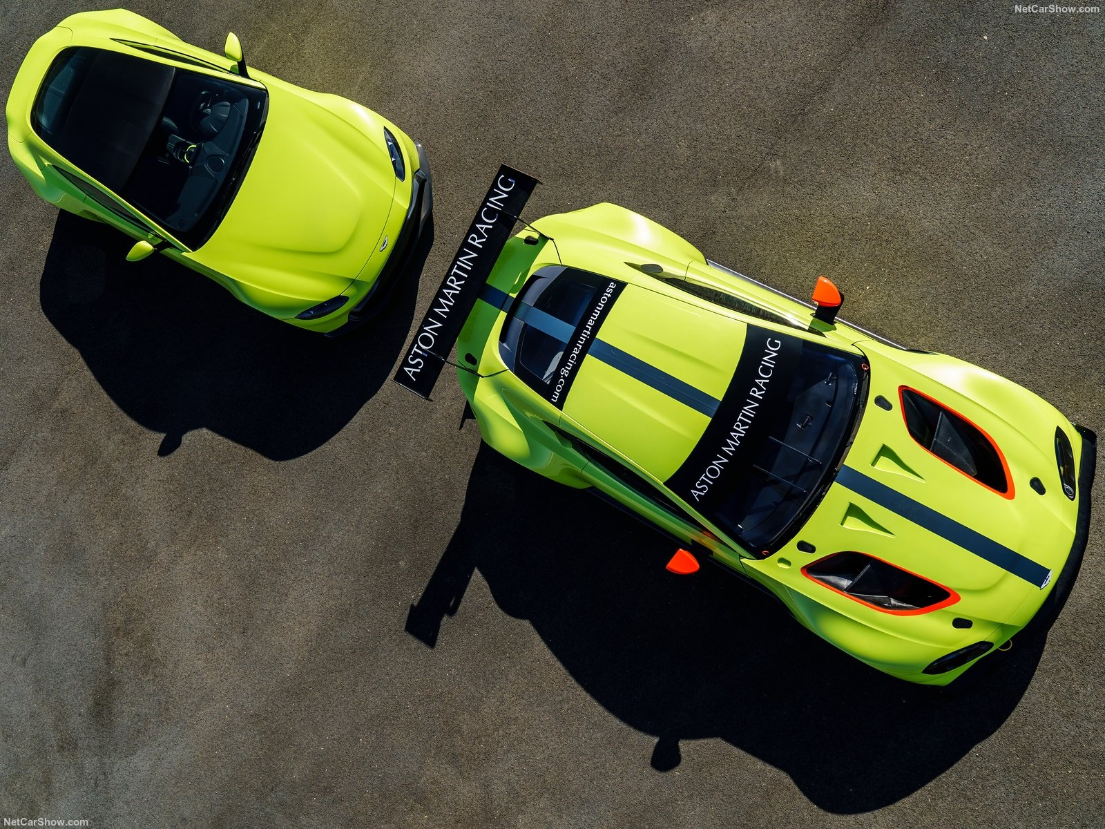 Aston Martin Vantage GTE Racecar photo 183876