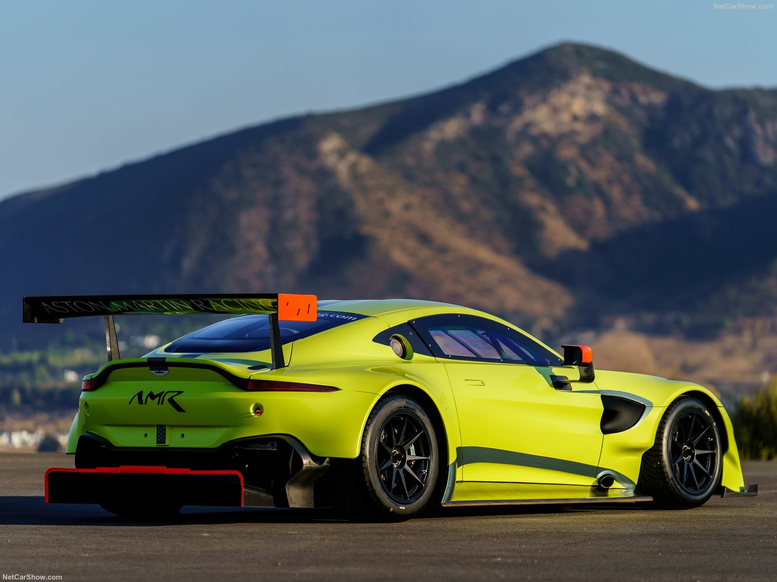 Aston Martin Vantage GTE Racecar photo 183882