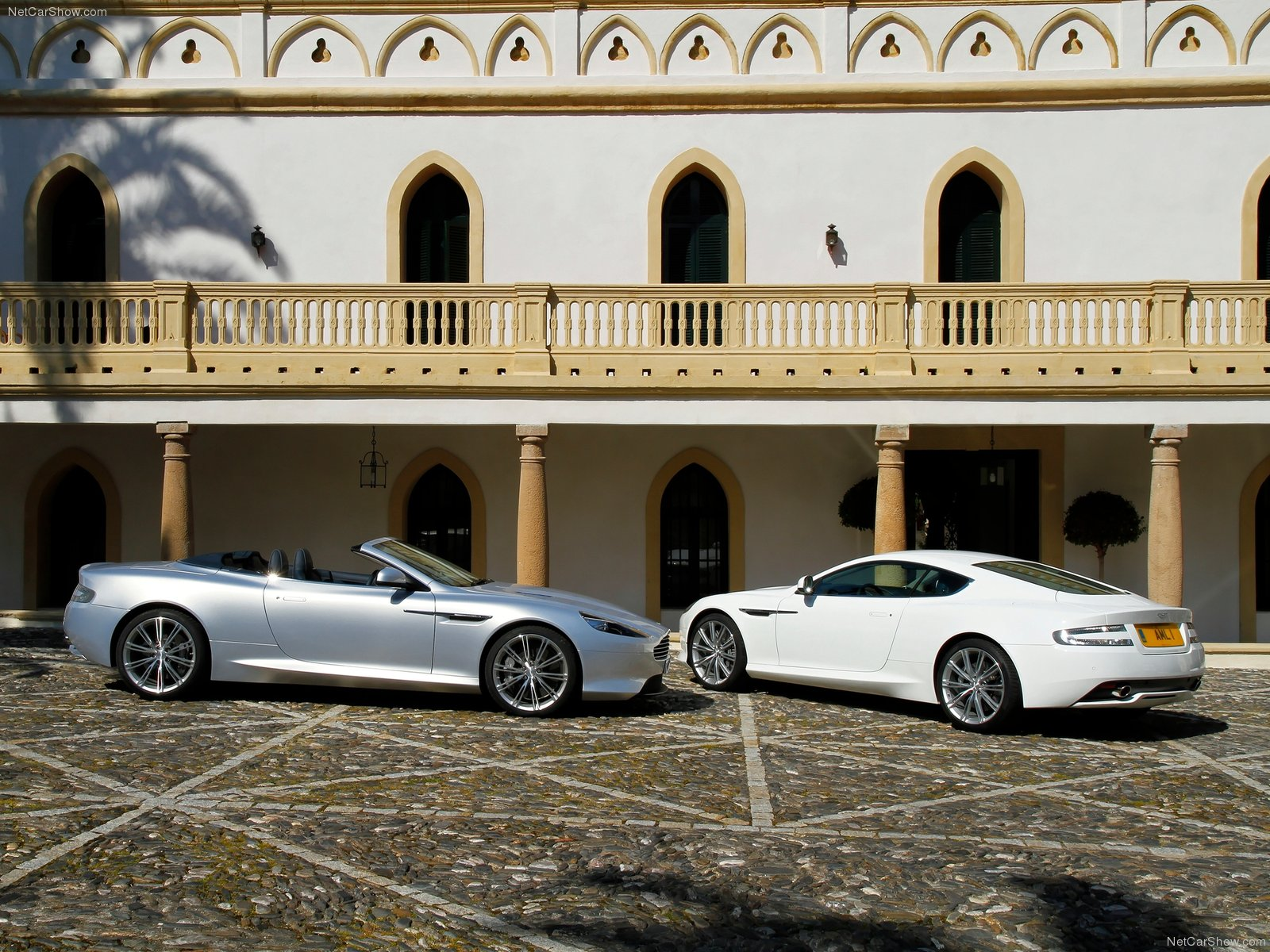 Aston Martin Virage Volante photo 79090