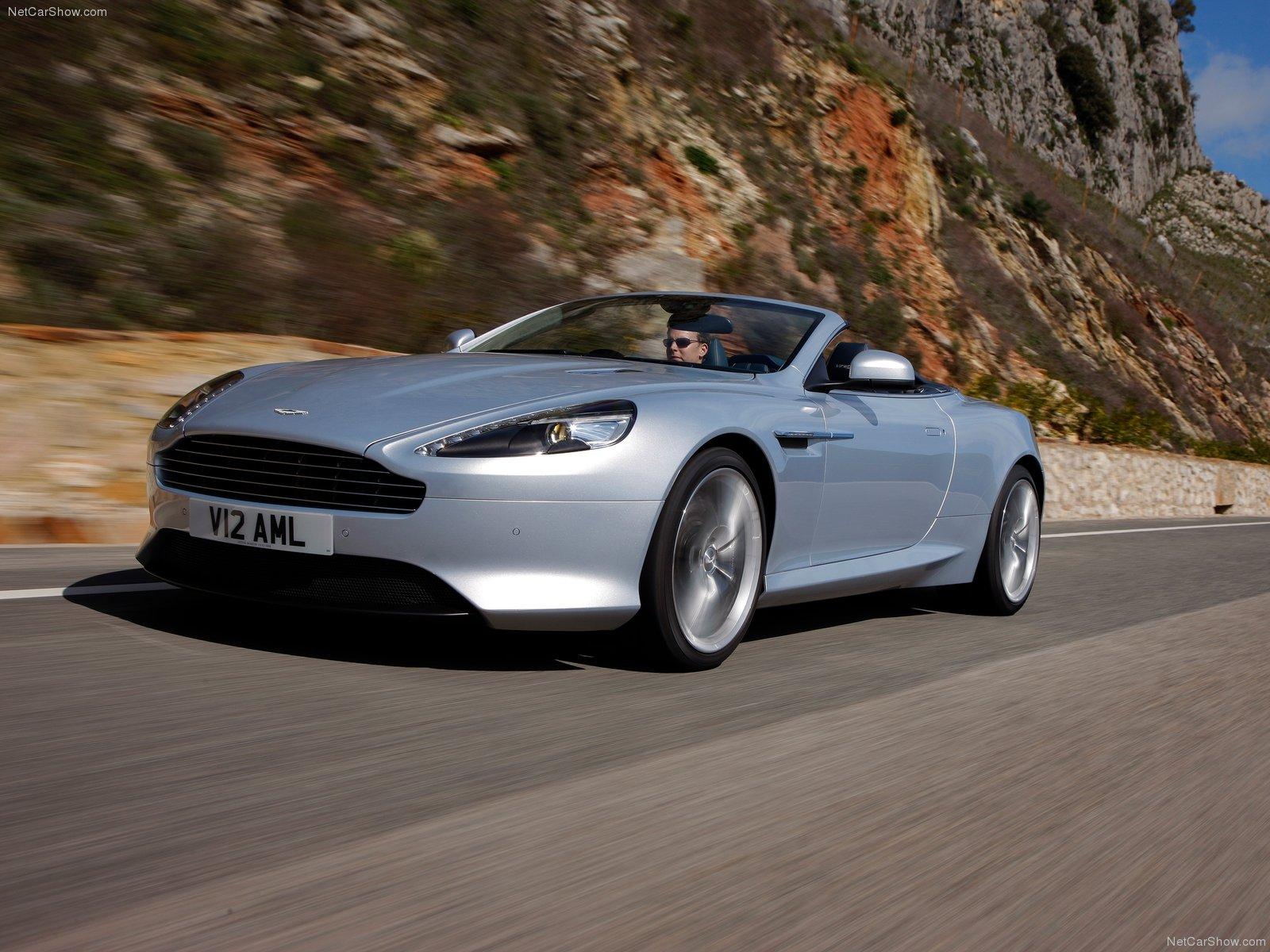 Aston Martin Virage Volante photo 79095
