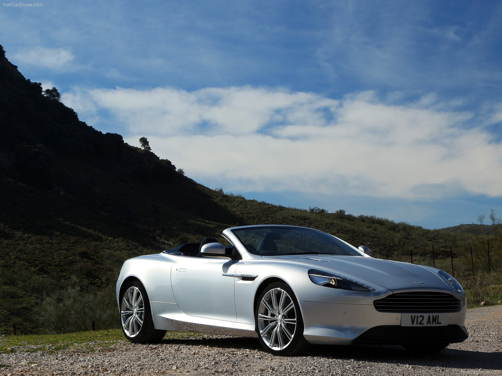 Aston Martin Virage Volante photo 79096