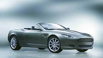 Aston Martin Volante photo 4683