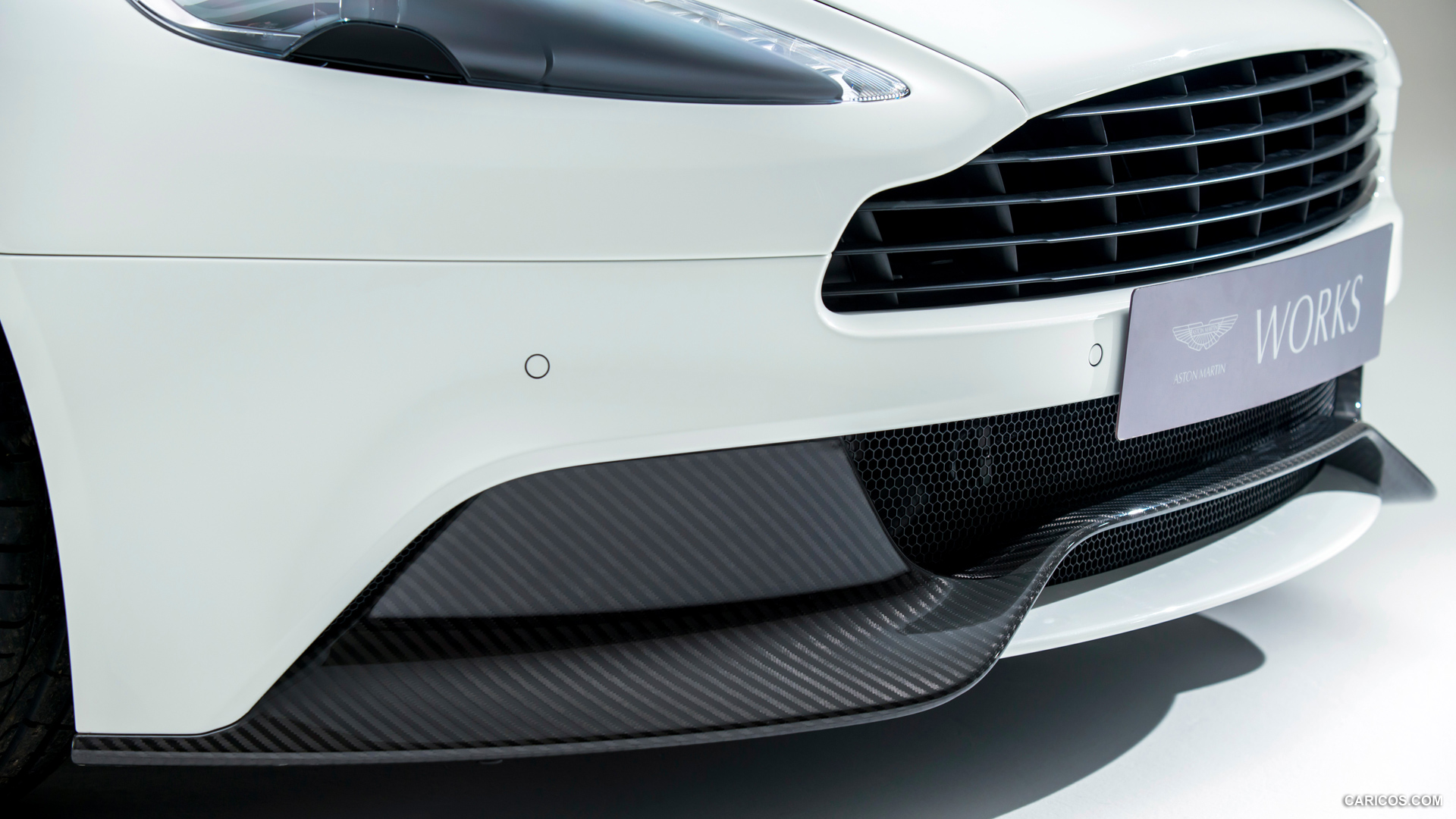 Aston Martin Works 60th Anniversary Edition photo 134480