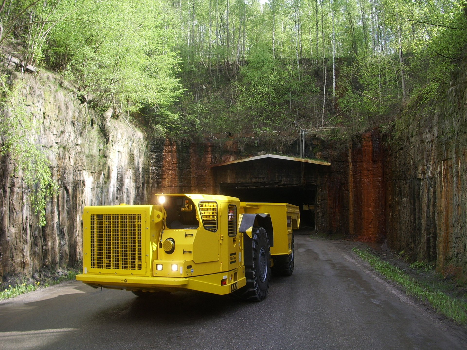 Atlas Copco MT436LP photo 51796