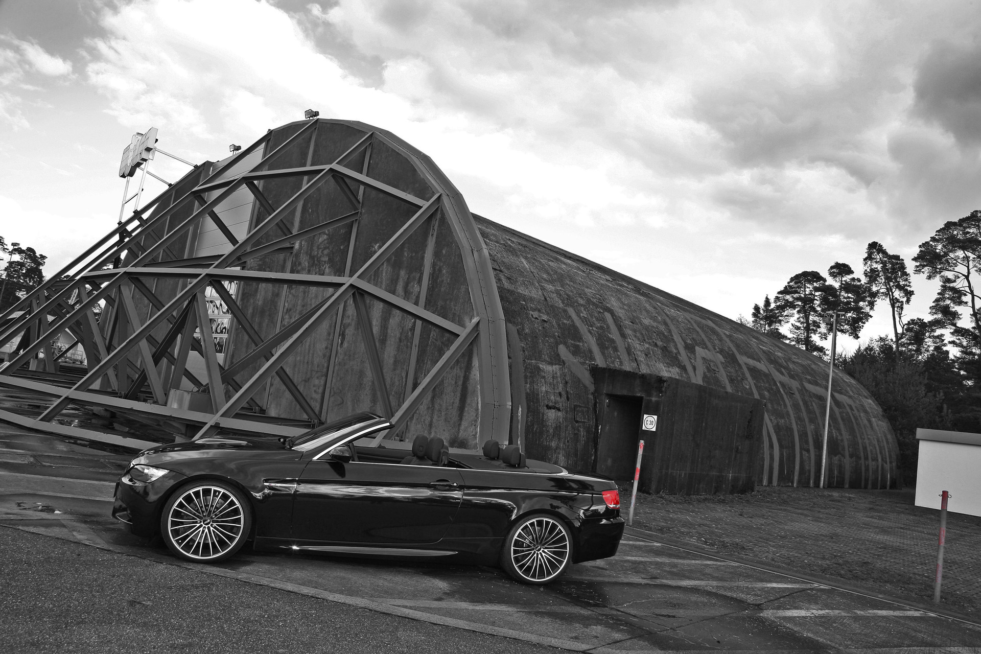 ATT BMW M3 Thunderstorm photo 69981