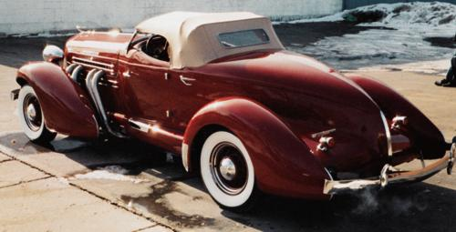 Auburn 852 Speedster photo 19438