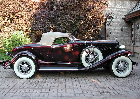 Auburn 852 Speedster photo 19439