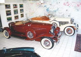 Auburn Twelve 165 Speedster photo 19436