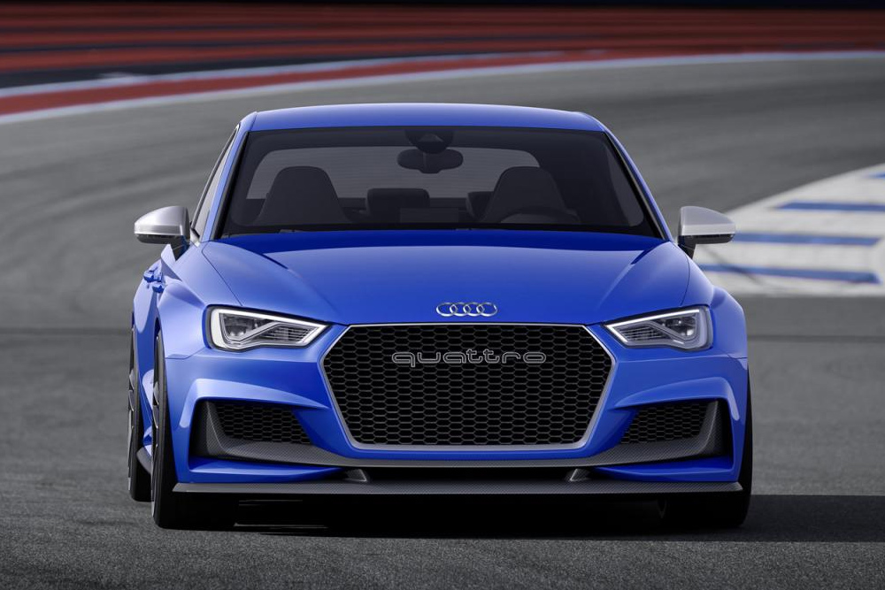 Audi A3 Clubsport Quattro photo 119269