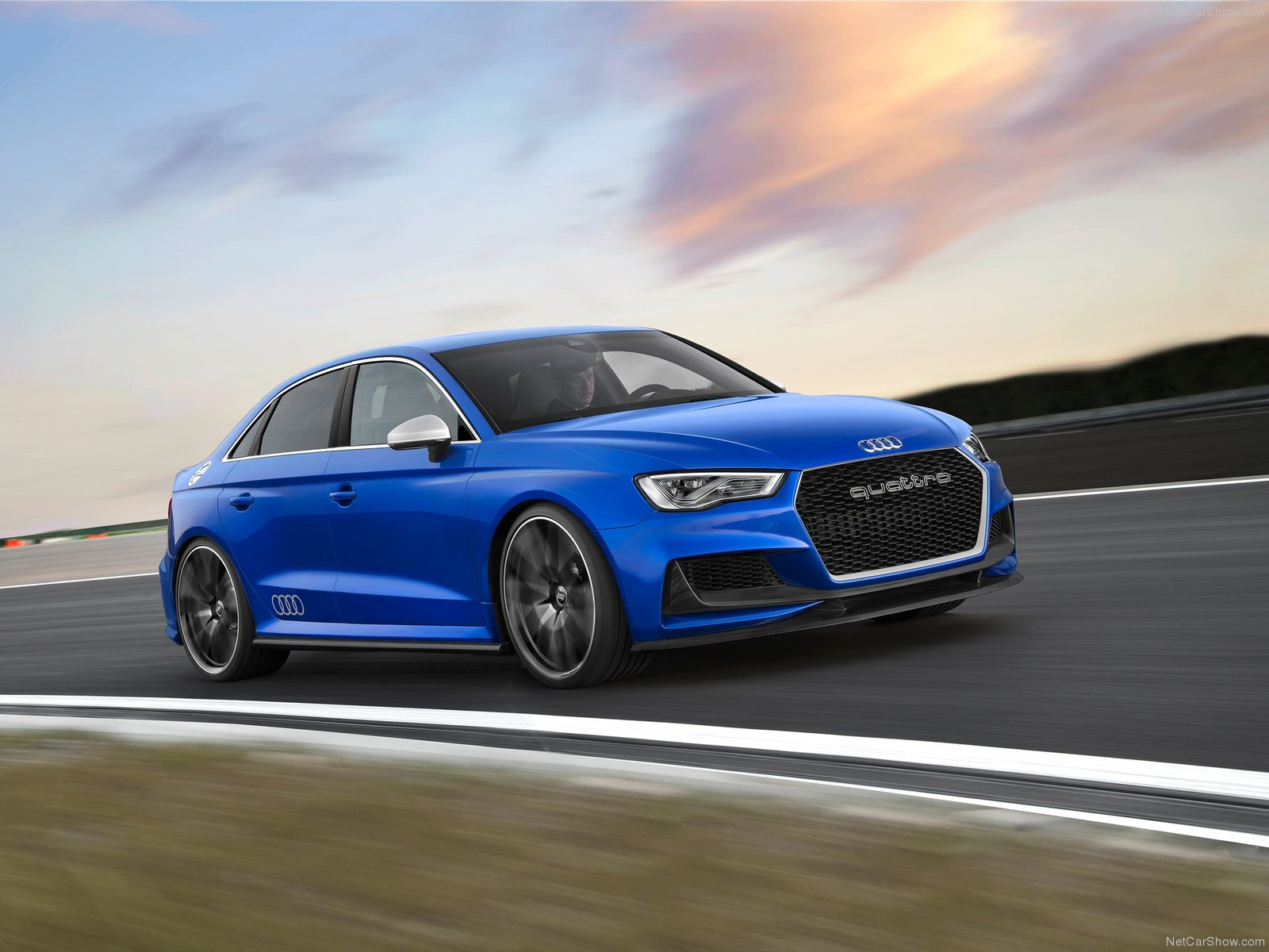 Audi A3 Clubsport Quattro photo 120547