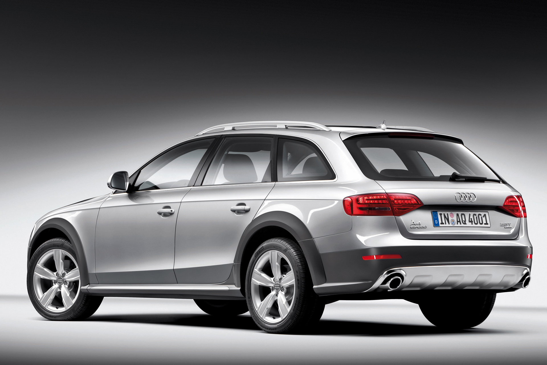 Audi A4 allroad quattro photo 61397