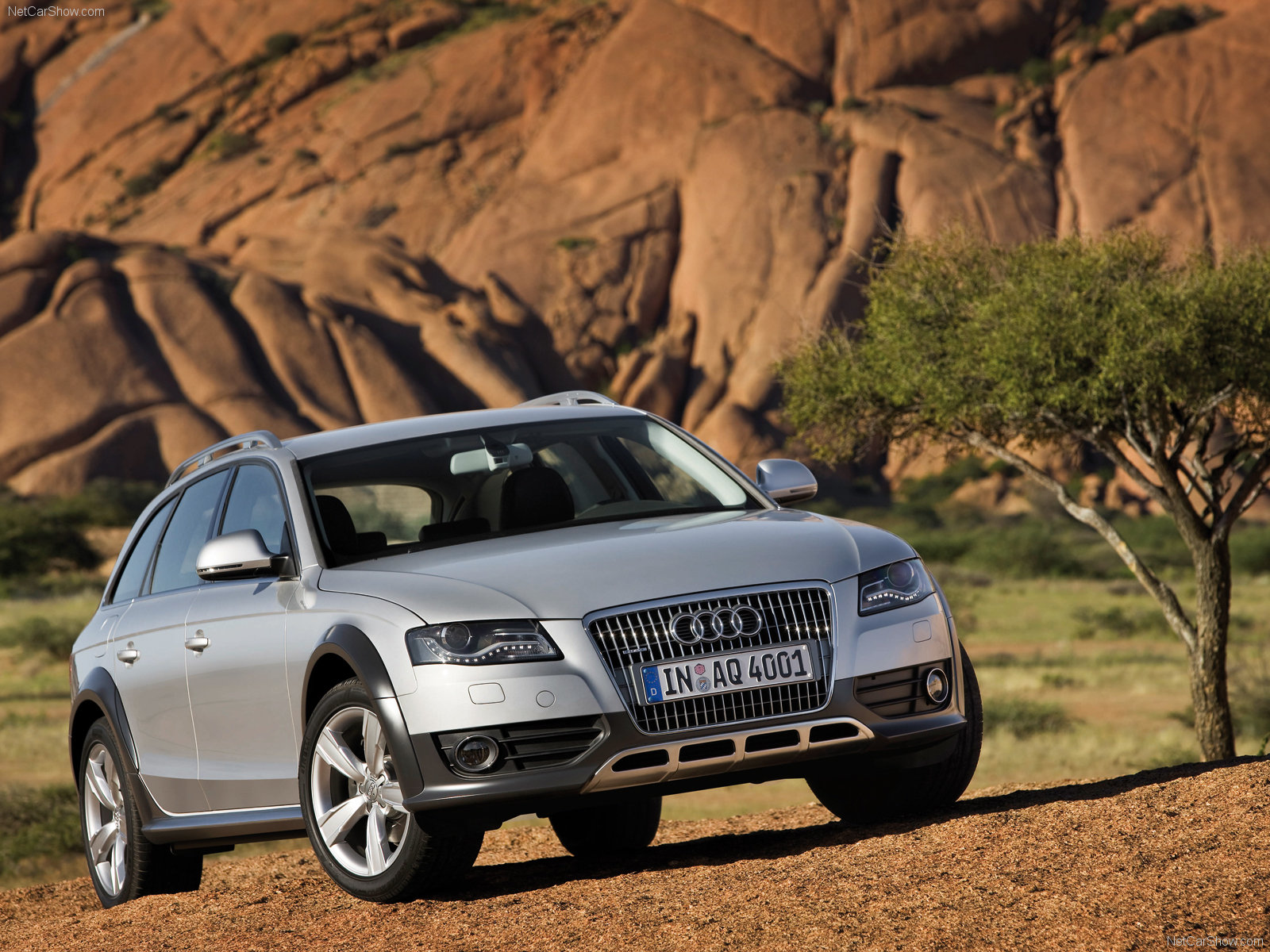 Audi A4 allroad quattro photo 61956