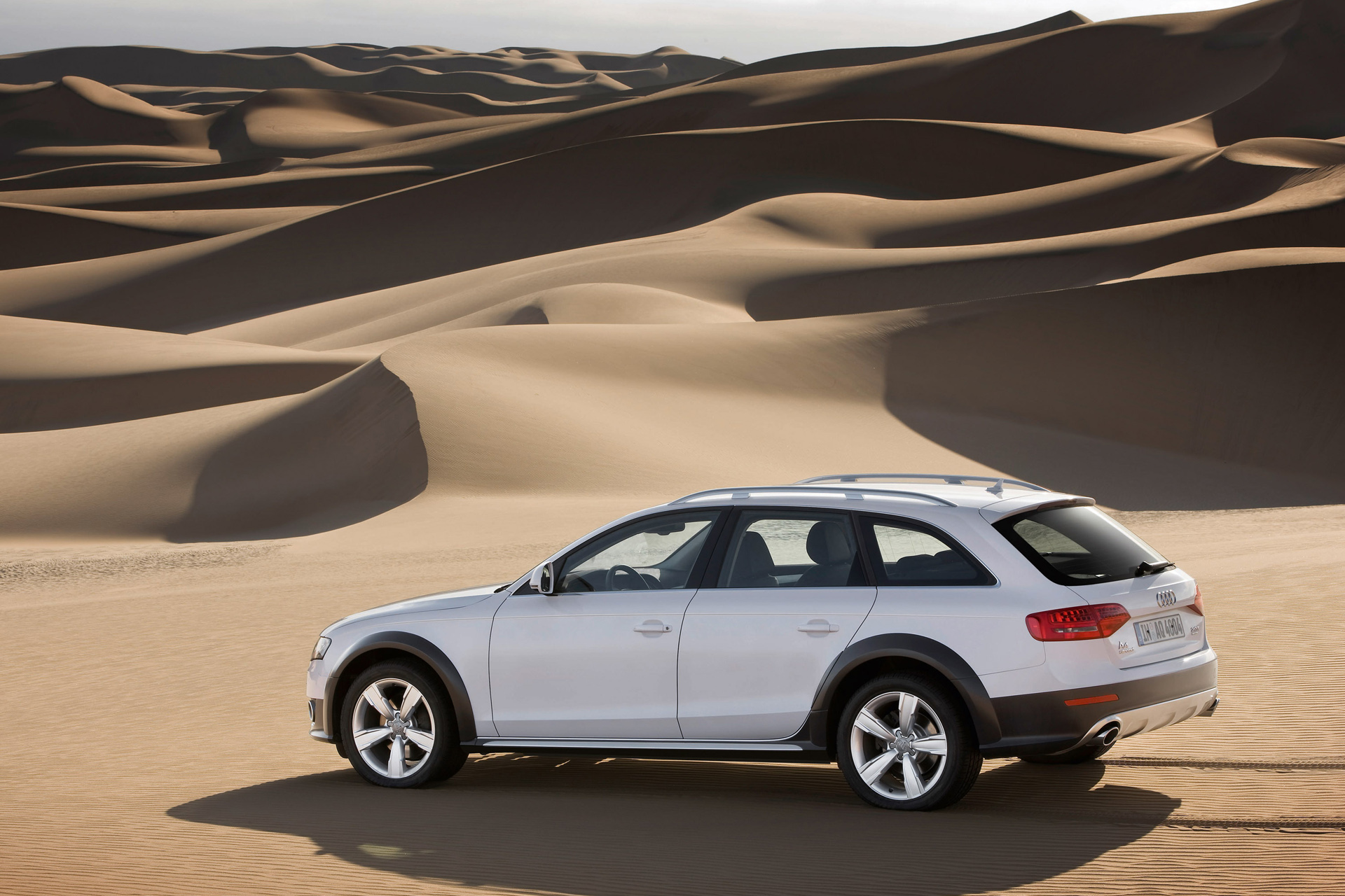 Audi A4 allroad quattro photo 66494