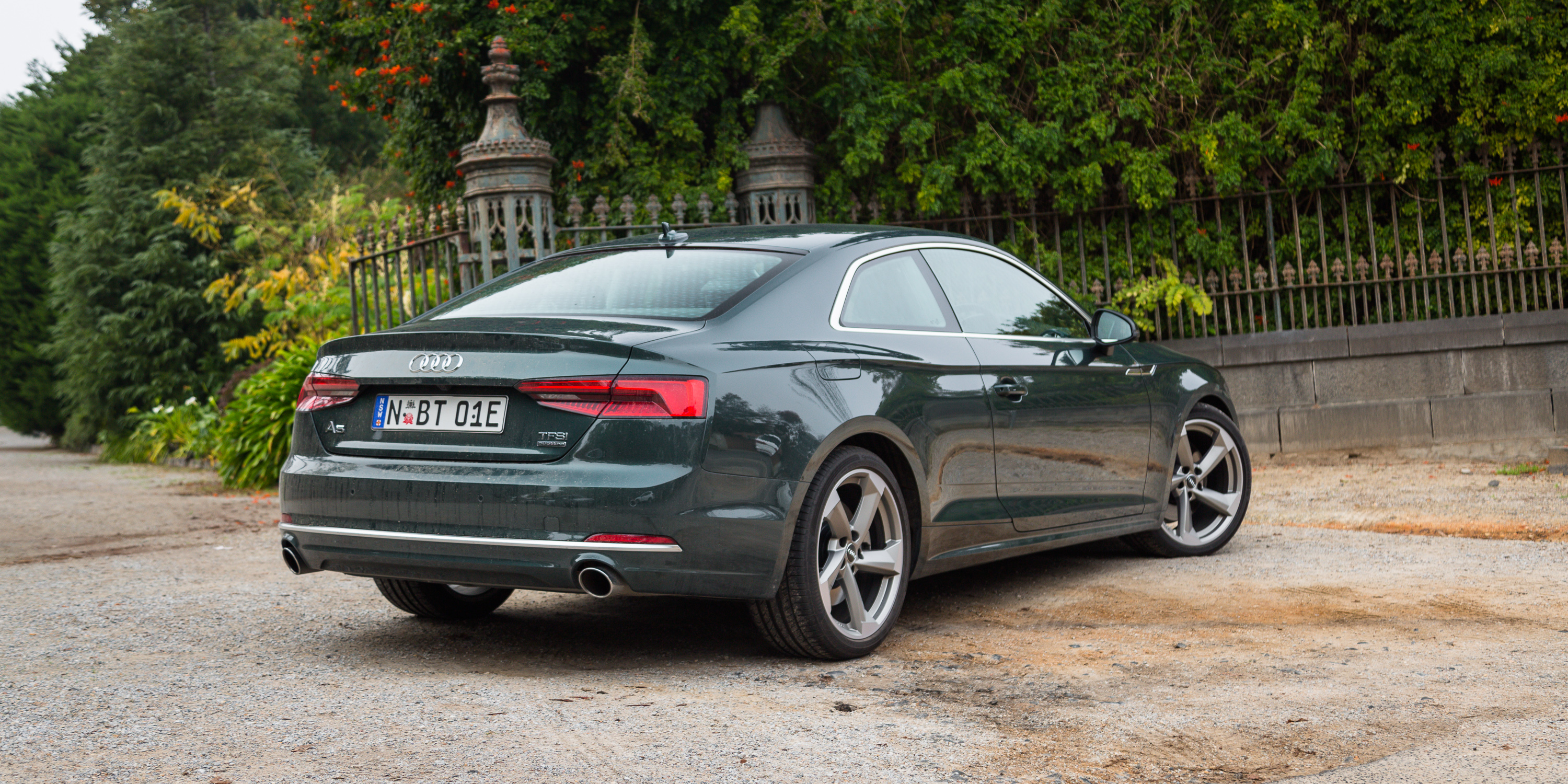 Audi A5 Coupe photo 178646