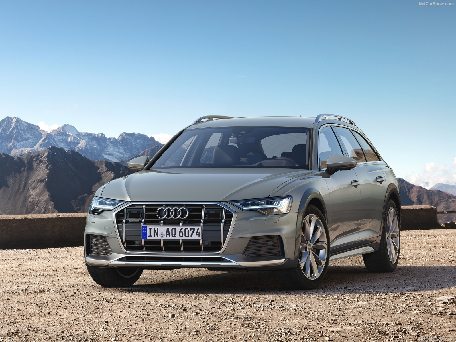 Audi A6 Allroad Quattro photo 195437