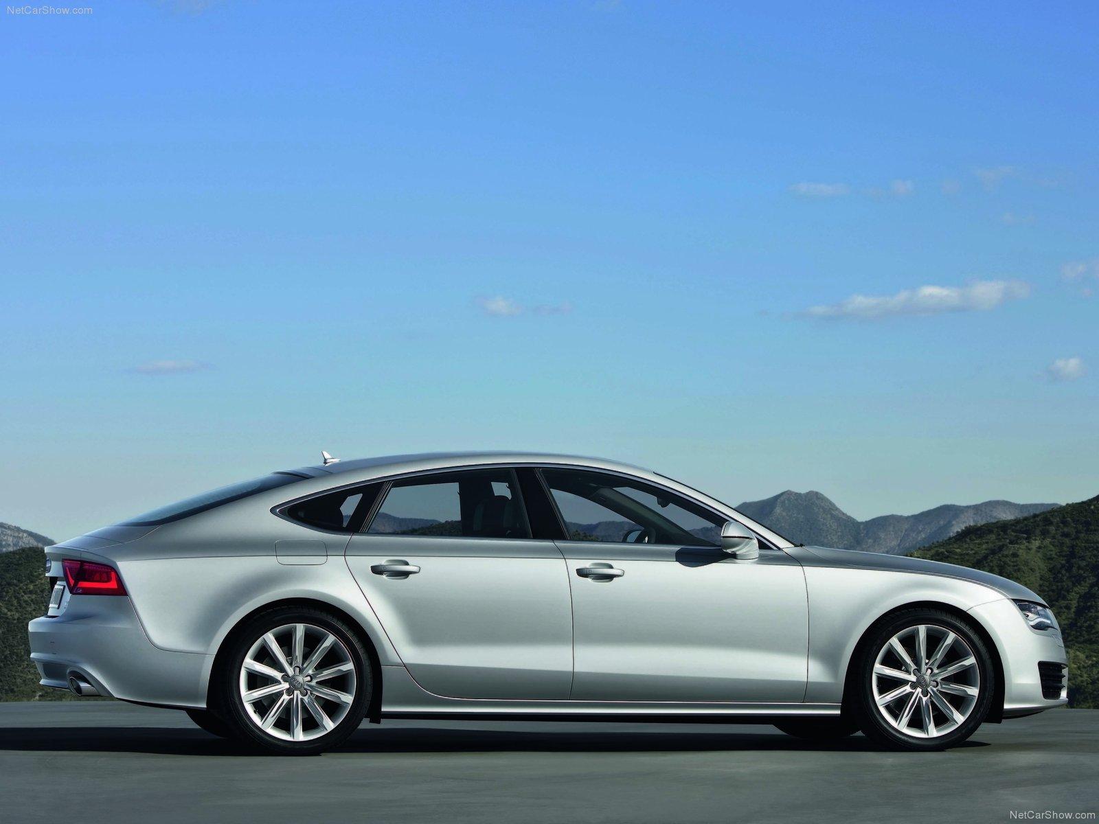 Audi A7 Sportback Photo 74857