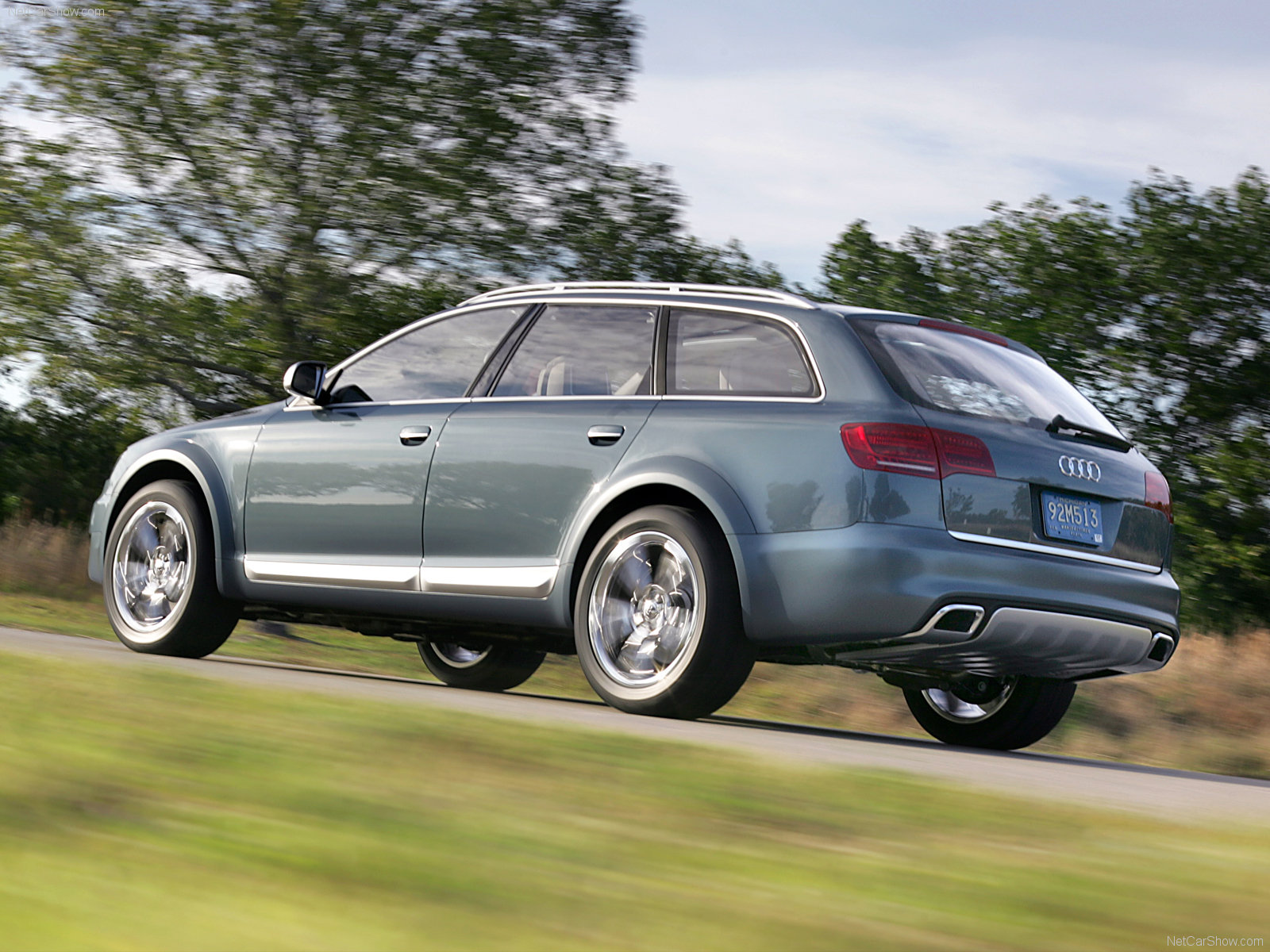 Audi Allroad photo 56079