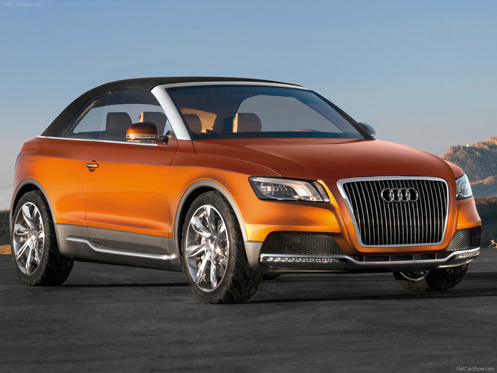 Audi Cross Cabriolet quattro photo 49250