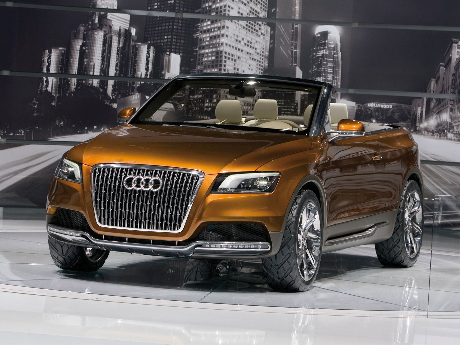 Audi Cross Cabriolet quattro photo 50881