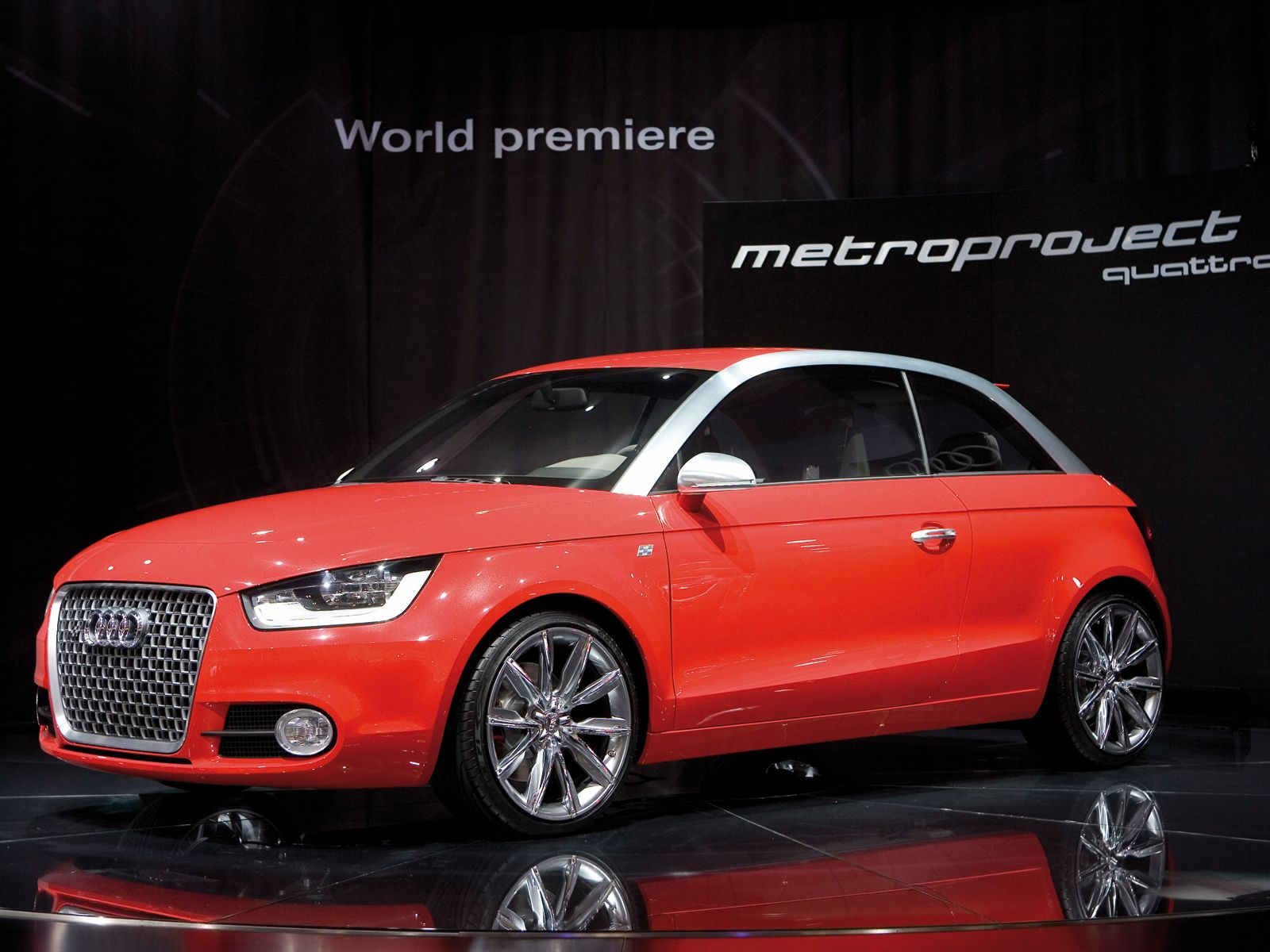 Audi Metroproject Quattro photo 50883