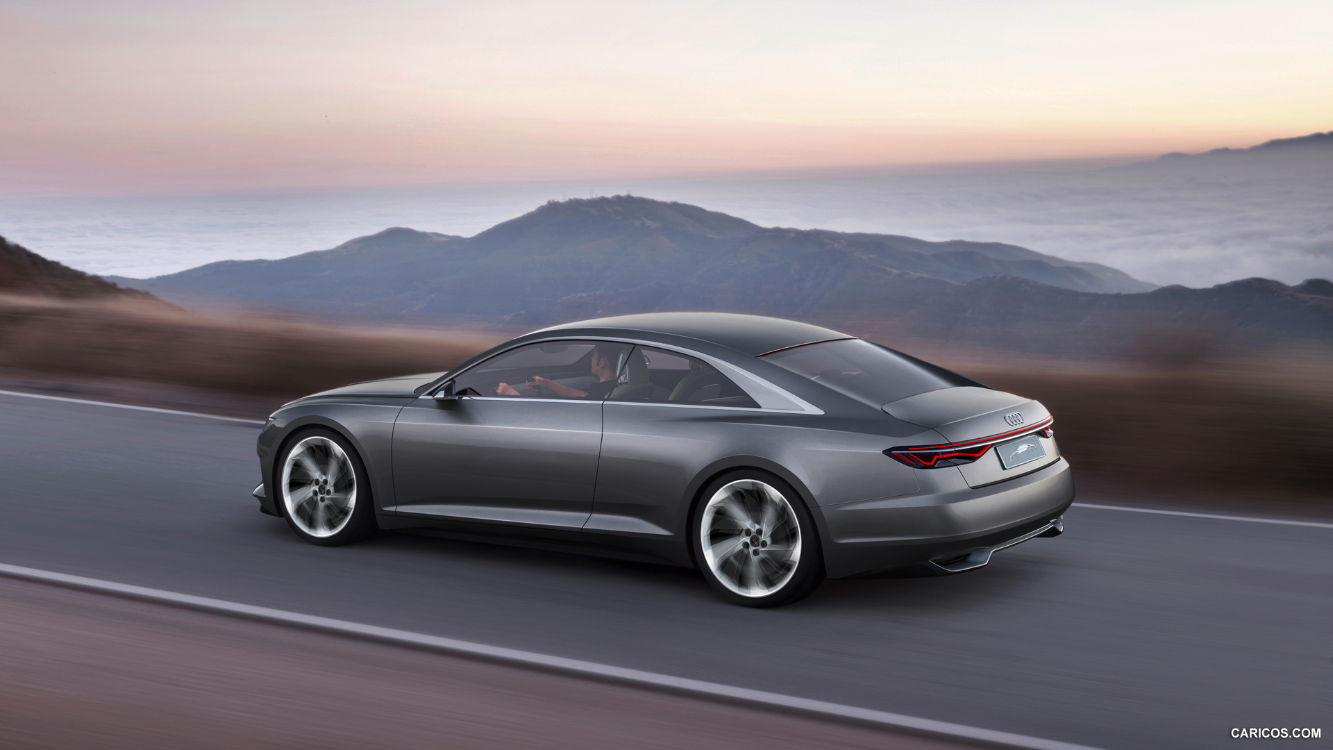 Audi Prologue Piloted Driving  photo 135280