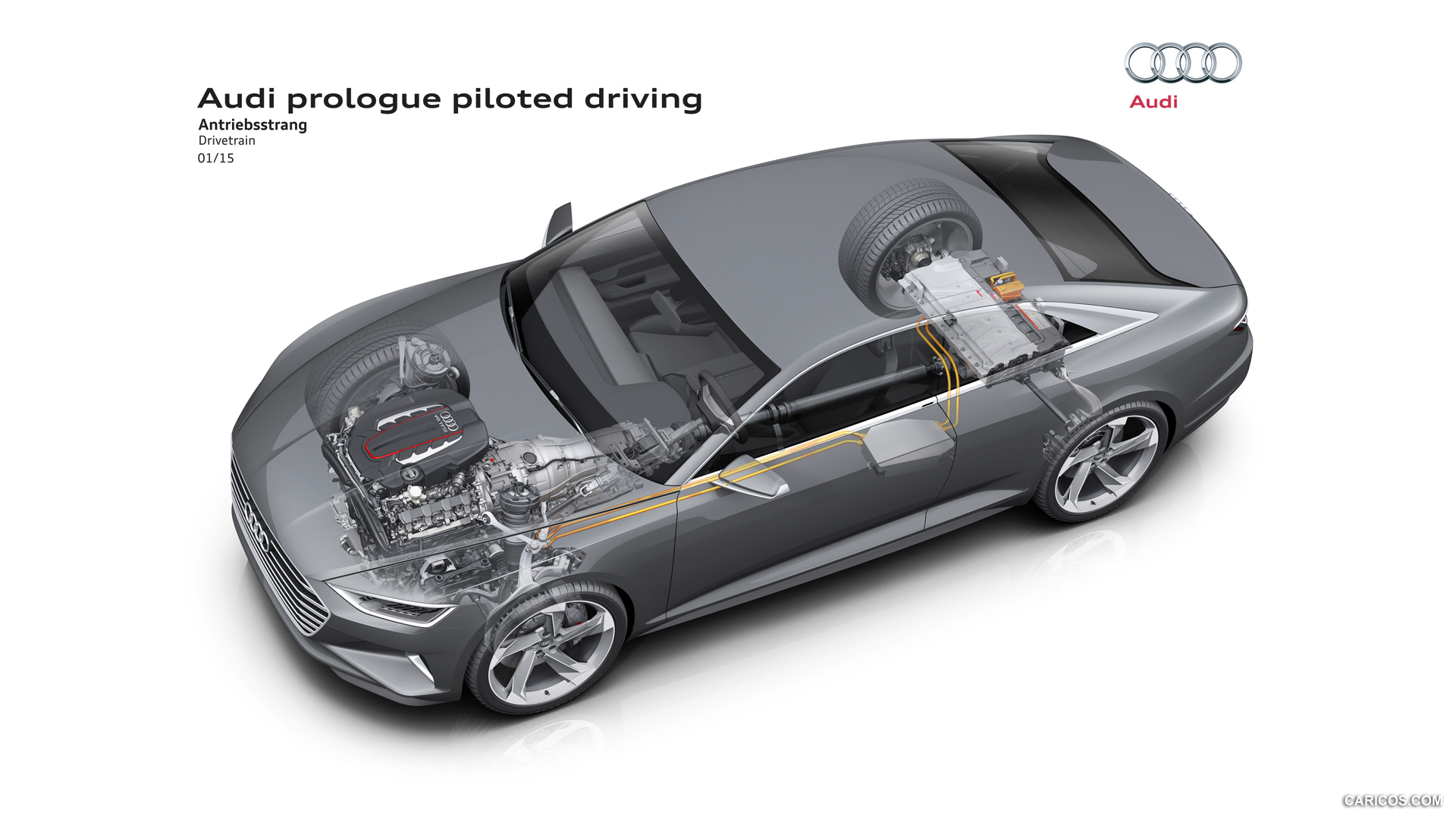 Audi Piloted Driving >> Audi Prologue Piloted Driving Picture 135285 Audi Photo