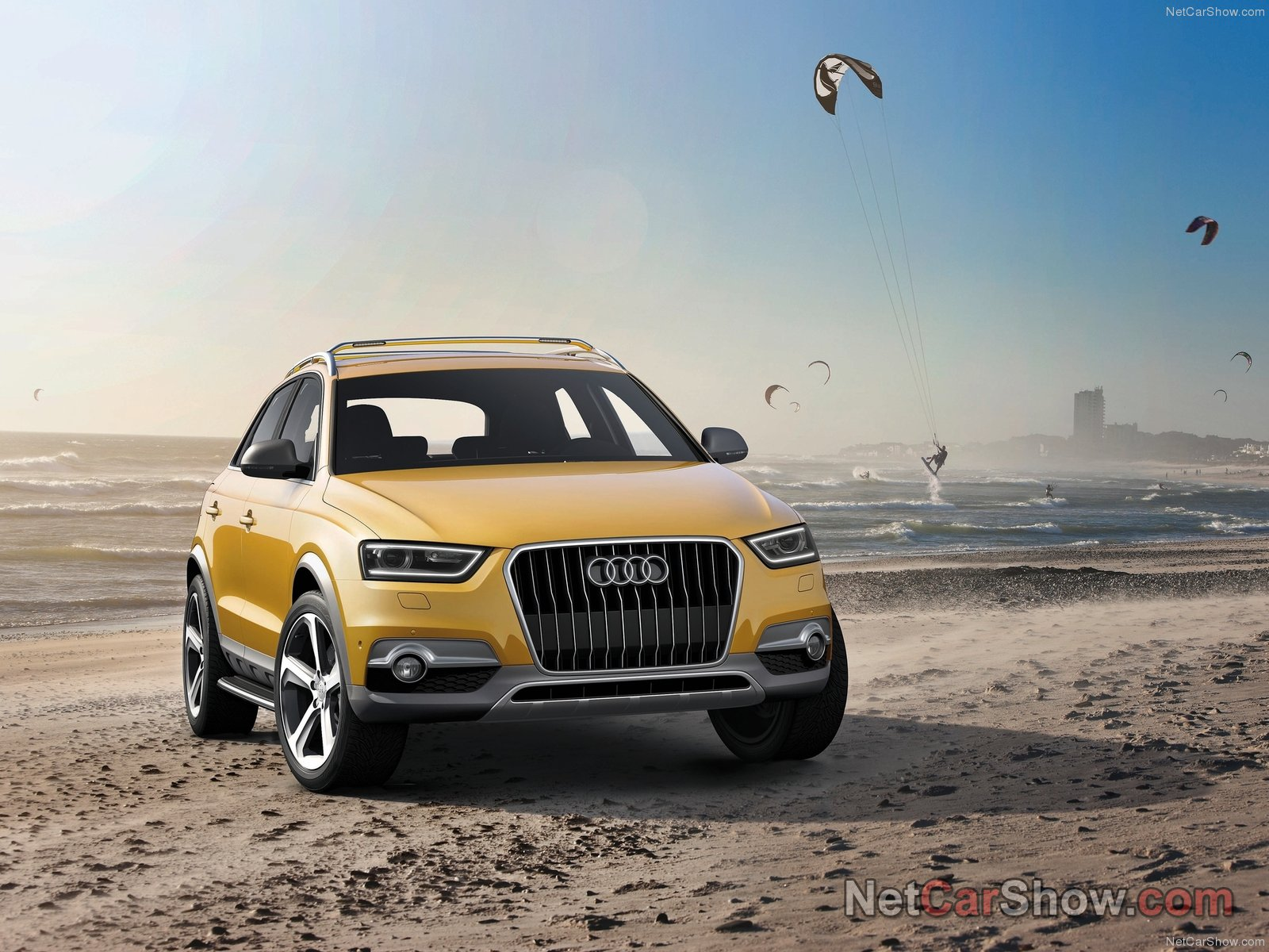 Audi q3 Jinlong Yufeng photo 91376