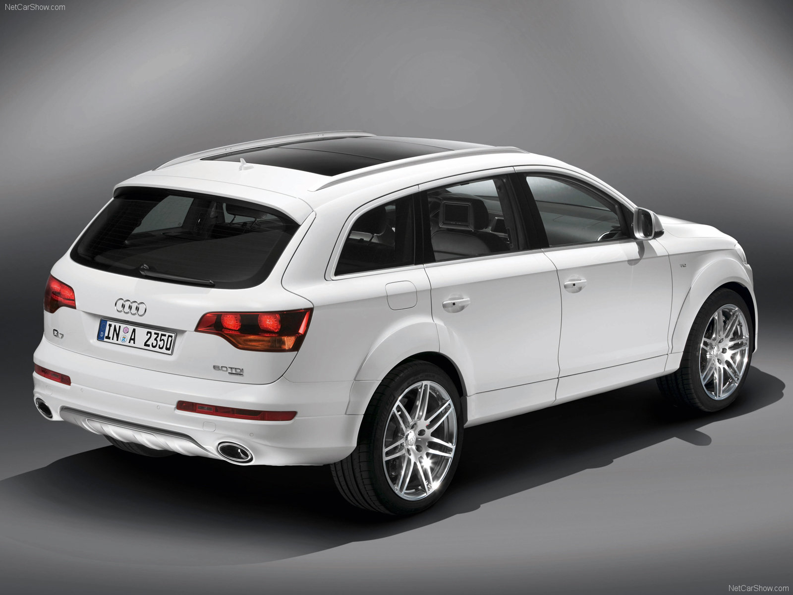 Audi Q7 V12 Tdi Picture 52934 Audi Photo Gallery Carsbase Com