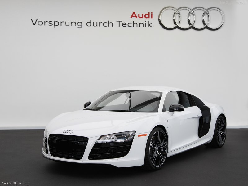 Audi R8 Exclusive Selection photo 94469