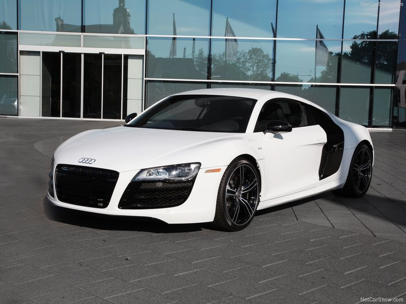 Audi R8 Exclusive Selection photo 94472