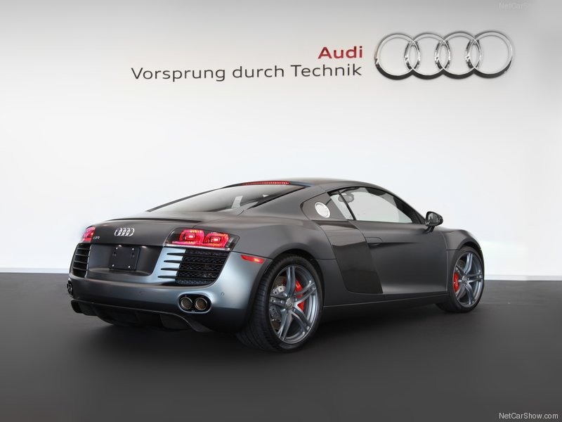 Audi R8 Exclusive Selection photo 94477