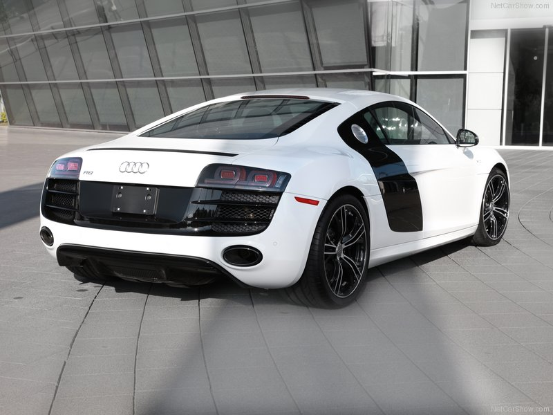 Audi R8 Exclusive Selection photo 94479