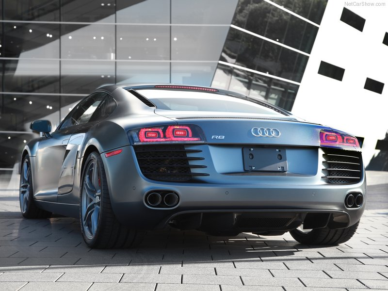 Audi R8 Exclusive Selection photo 94480