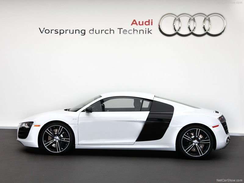 Audi R8 Exclusive Selection photo 94481