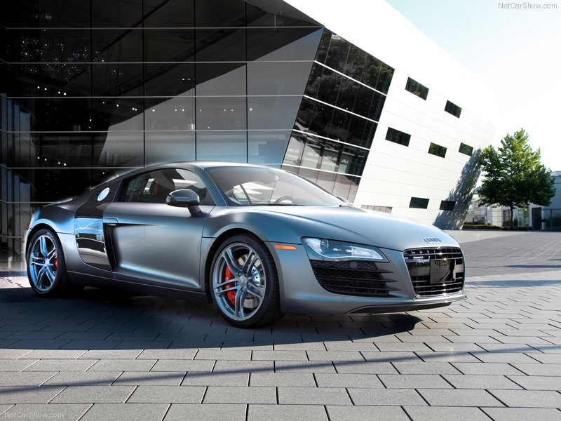 Audi R8 Exclusive Selection photo 94483