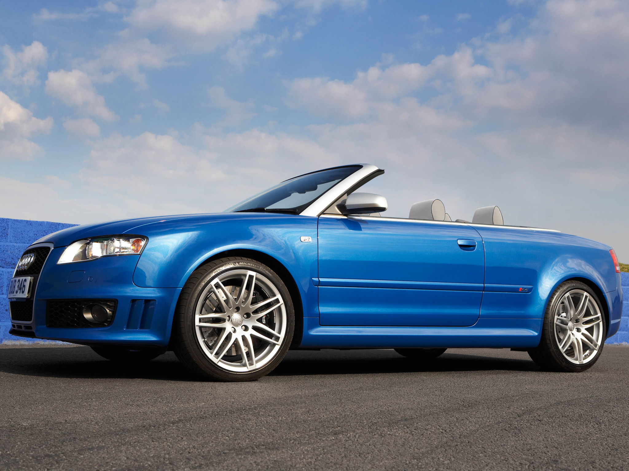 Audi RS4 Cabriolet photo 101165