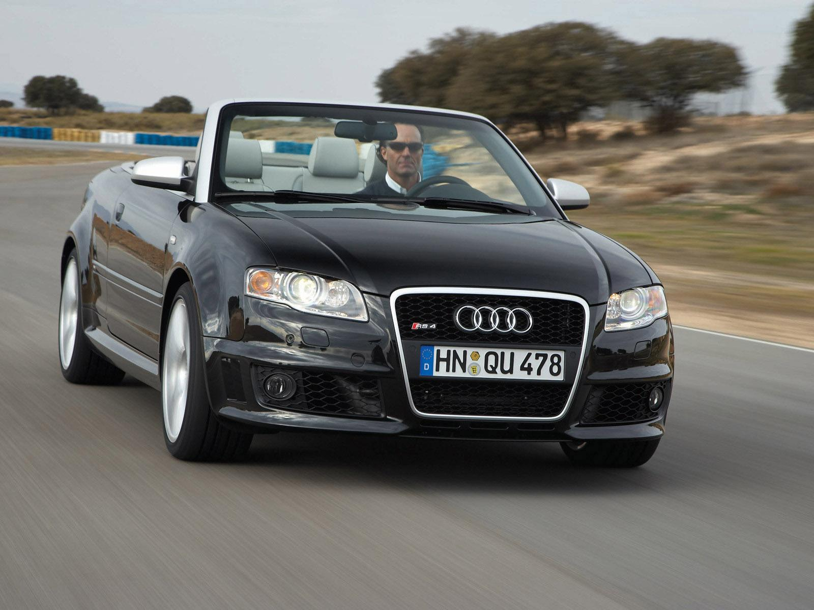 Audi RS4 Cabriolet photo 32499