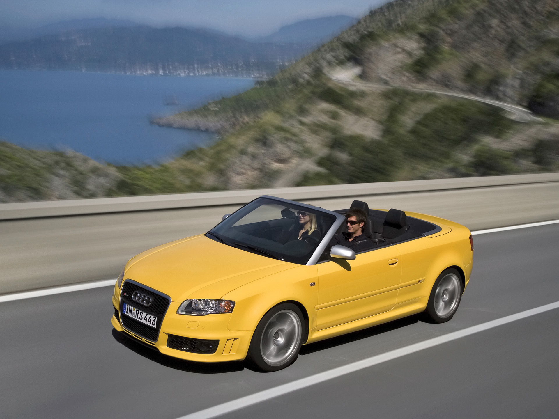 Audi RS4 Cabriolet photo 44720