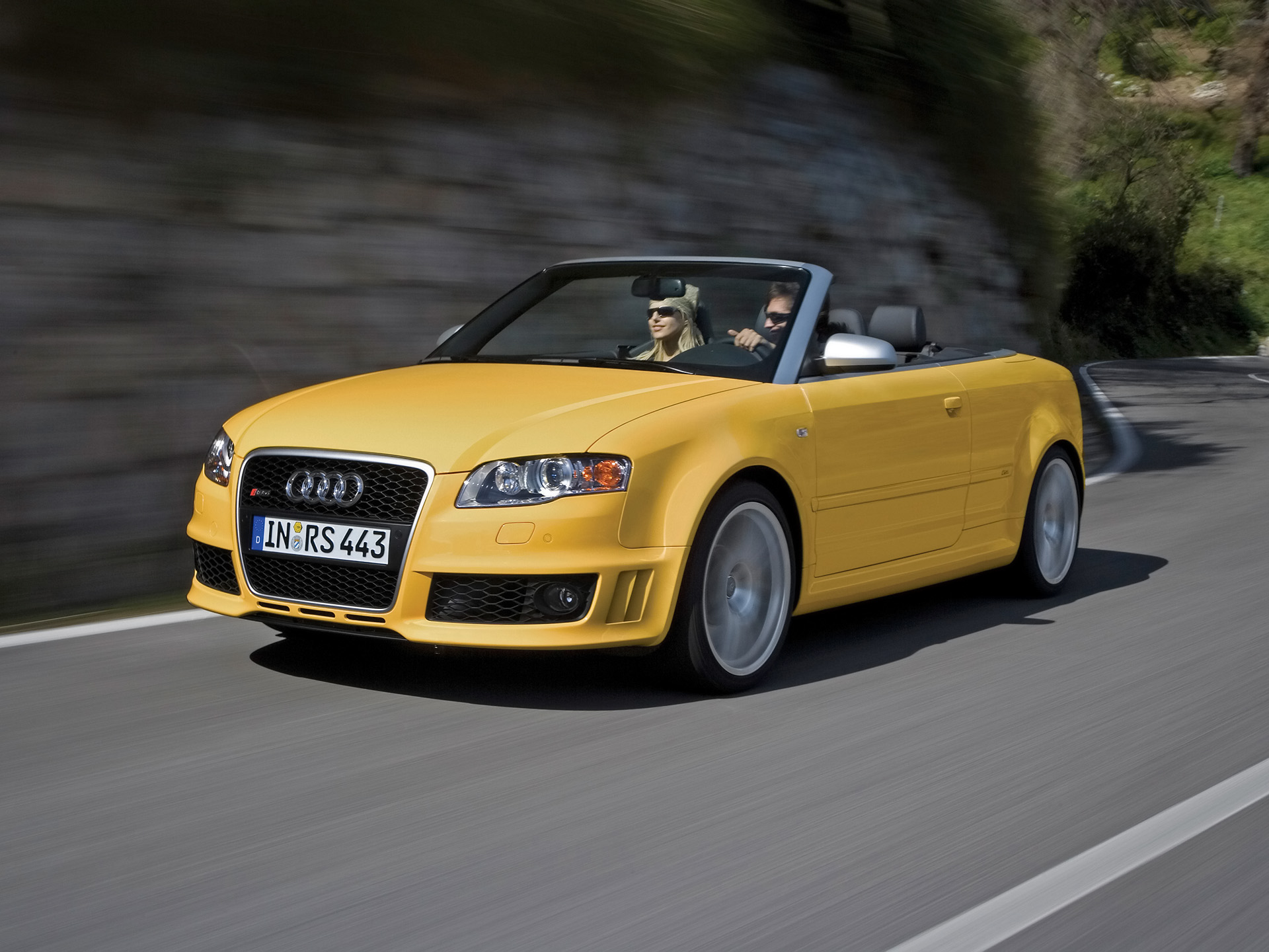 Audi RS4 Cabriolet photo 44723