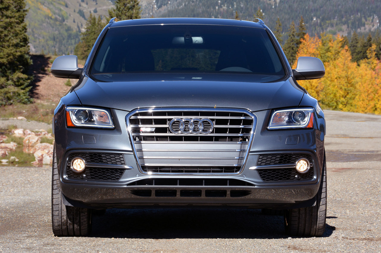 Audi SQ5 TDI photo 102905