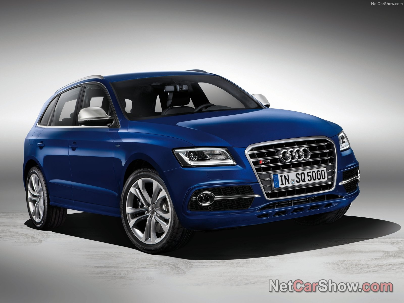 Audi SQ5 TDI photo 92686
