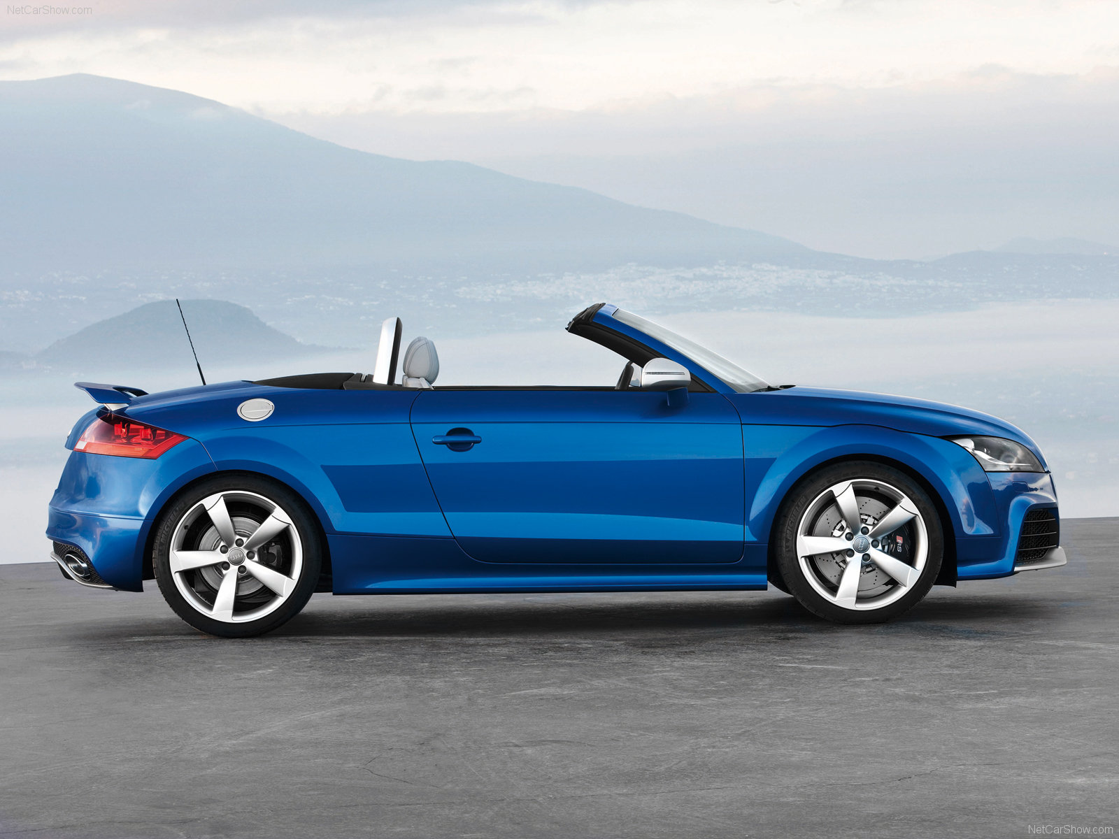 Audi TT RS Roadster photo 61989