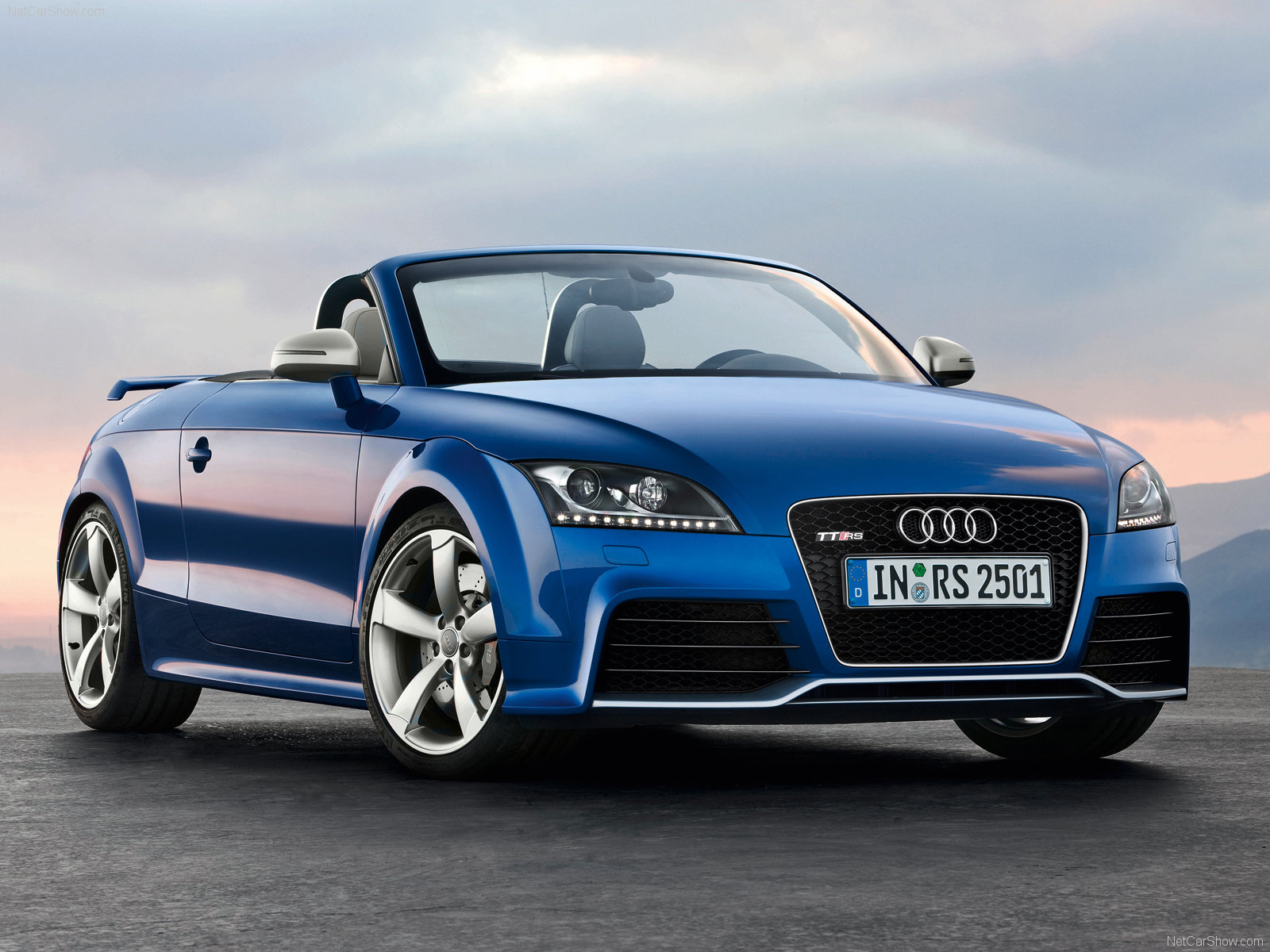 Audi TT RS Roadster photo 64384